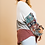 Thumbnail: Floral Colorblock Top