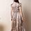 Thumbnail: Smocked Snakeskin Dress