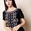 Thumbnail: Black Embroidered Dress