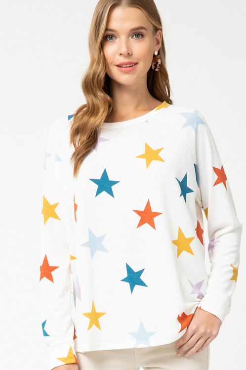 All Stars Long Sleeve Top