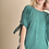 Thumbnail: Teal Dyed Tunic