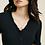 Thumbnail: Black Textured Bodysuit