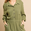 Thumbnail: Casually Olive Linen Dress