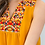 Thumbnail: Mustard Embroidered Top