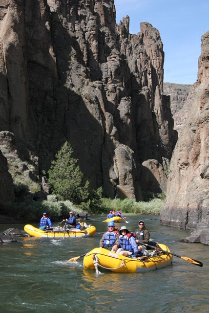Idaho Rafting Trips