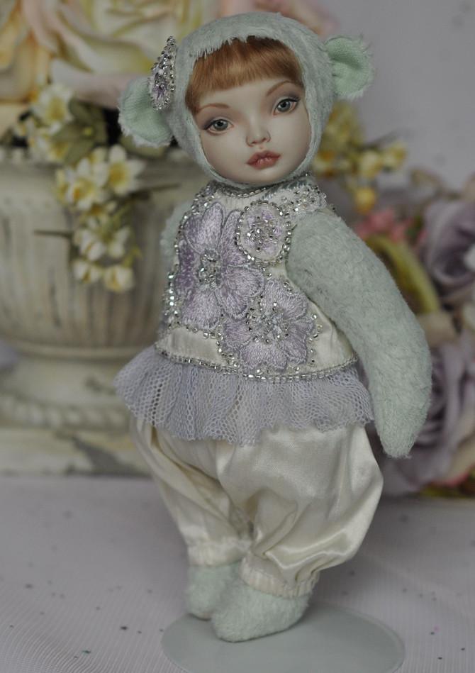New OOAK Teddy Doll