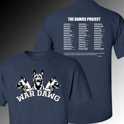 War Dawg T-Shirt