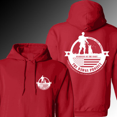 The Dawgs Project Hoodie