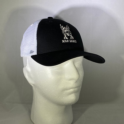 War Dawg Trucker Hat (Curved)