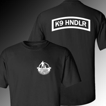 K9 HNDLR Tab T-Shirt
