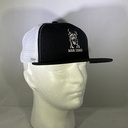 War Dawg Trucker Hat (Flat)