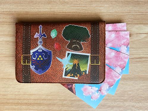 Legend of Zelda Card Wallet