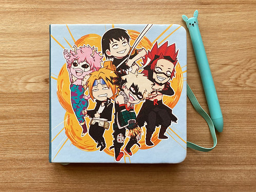 BakuSquad Notebook