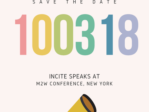 Our M2W Session In NYC Next Week!