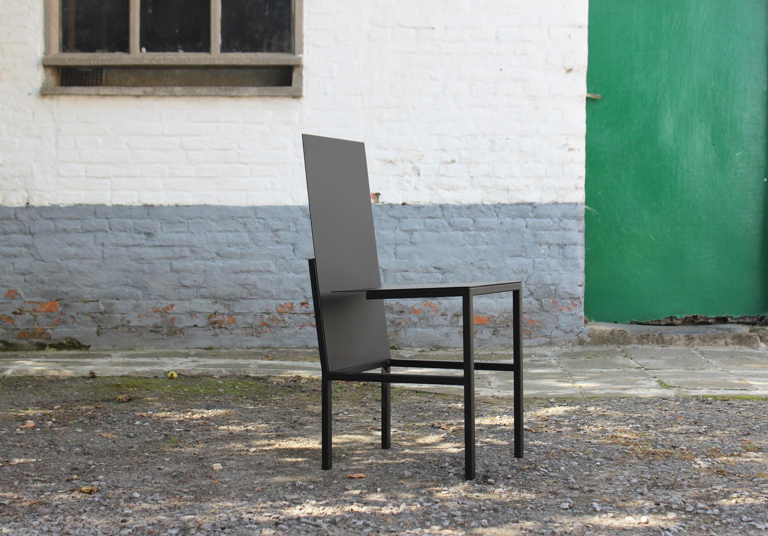 Studio Tim Somers 2020 - One Line Chair.