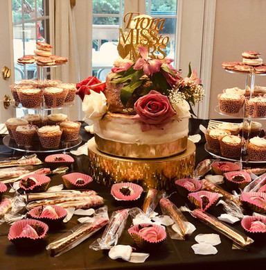 Rose-gold-bridal-shower-cake-and-goodies.JPG