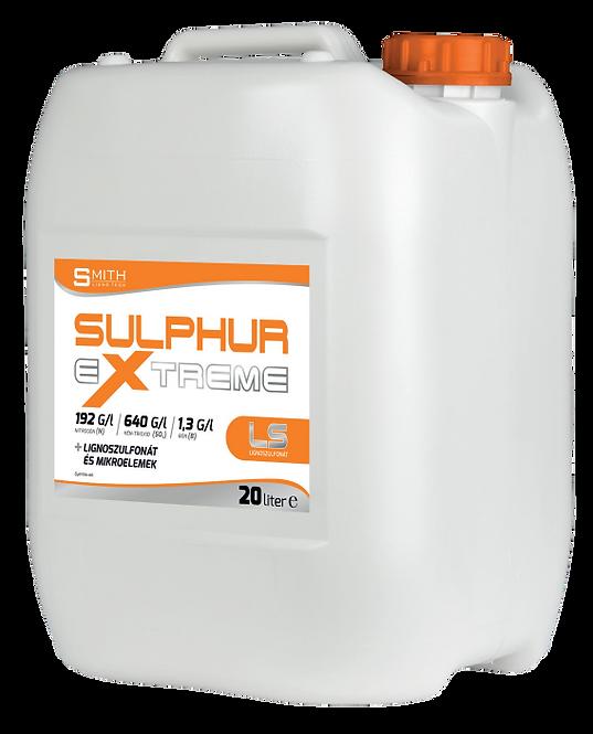 Smith Lignotech SULPHUR EXTREME - Magas nitrogén, kén lombtrágya 240 liter