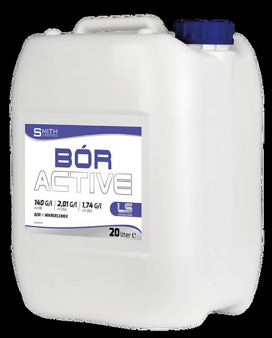 Smith Lignotech Bór Active - Bór és mikroelem lombtrágya 240 liter