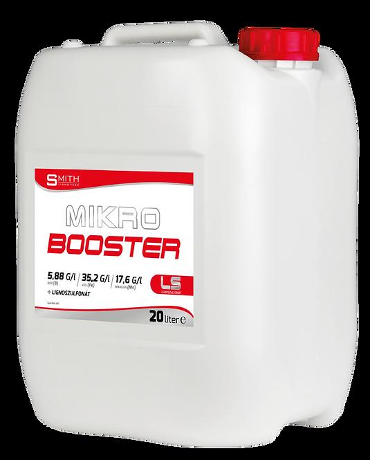 Smith Lignotech Mikro Booster (Mikroelem) lombtrágya 240 liter
