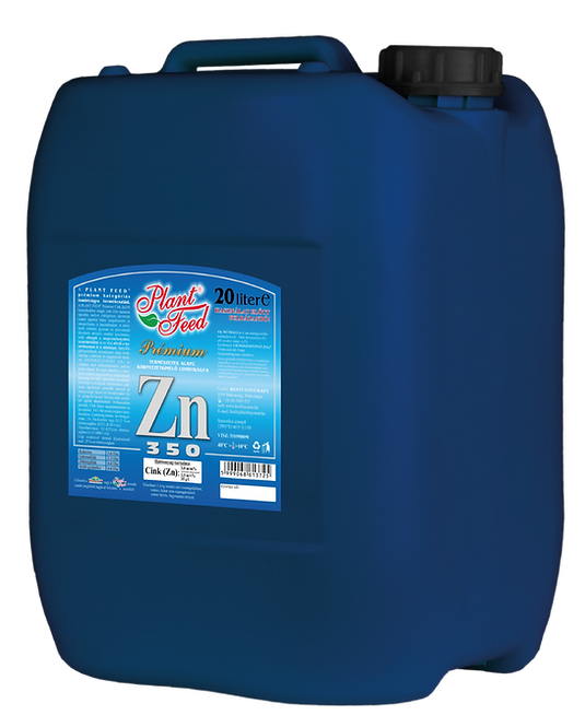Plant Feed Prémium Zn 350 - Cink lombtrágya 240 liter