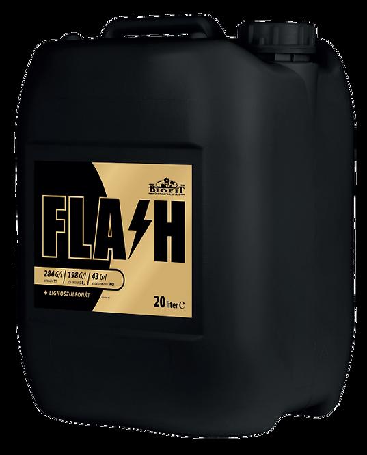 FLASH - Magas nitrogén, kén, magnézium lombtrágya 240 liter