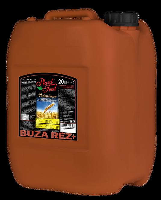 Plant Feed Prémium Búza Réz + Lombtrágya 240 liter