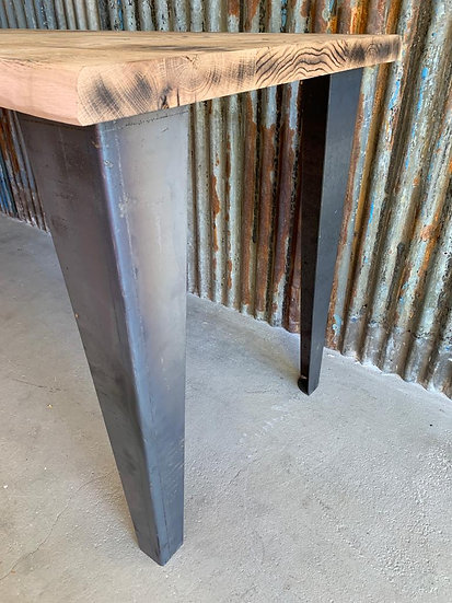 Steel Legs   Stahl-Beine   72 cm   L-Form