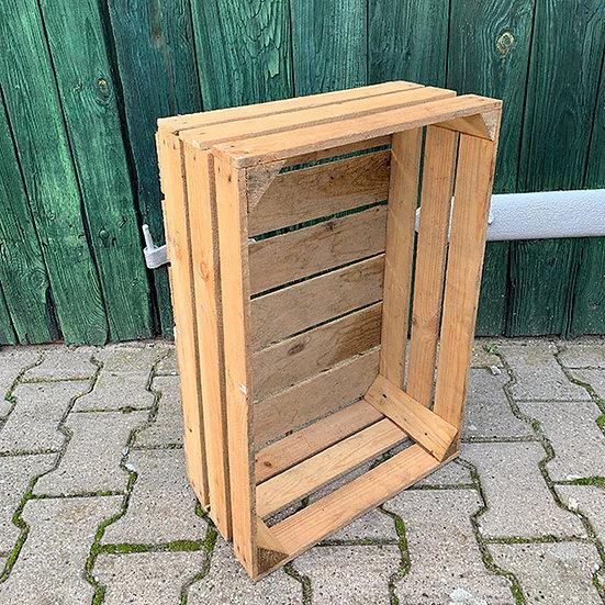 """Vintage Holzkiste """"Bredow"""" 60x40x22cm"""