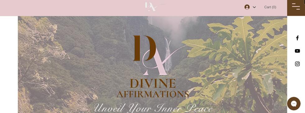 Divine Affirmations