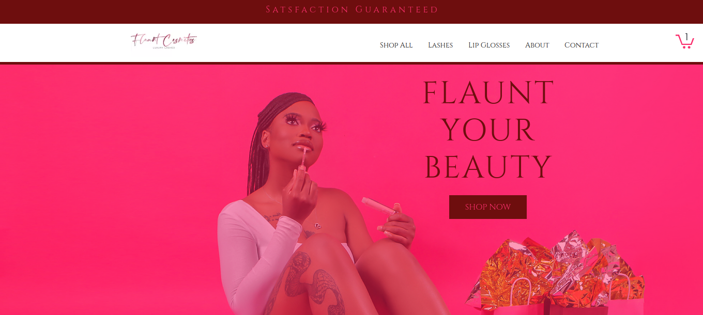 Flaunt Cosmetics