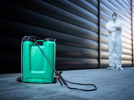 Quiero YO sanitizar mi hogar. ¿Qué medidas debo tomar?