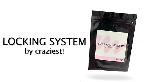 LOCKING SYSTEM by craziest!