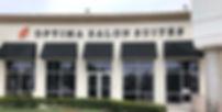 Optima Salons RSM Front Entrance
