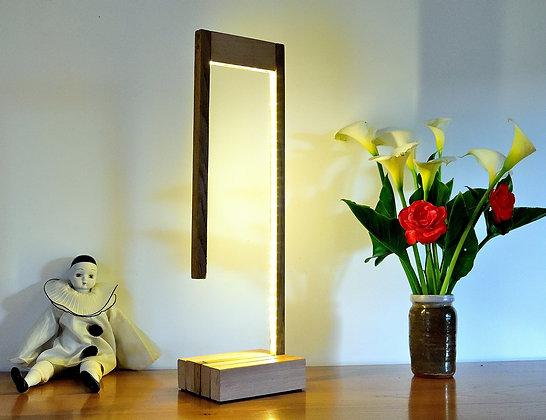 Wuturo: lampe en Hêtre et Chêne