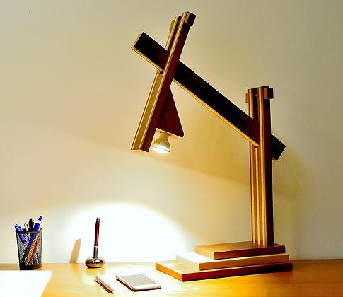 Furani: lampe de bureau, réglable, LED