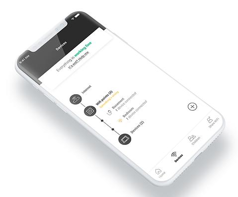 Home WiFi Cloud System Mobile App   Singapore   OCO InfoComm