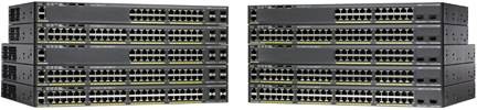 Cisco's 2960-X and XR switch line