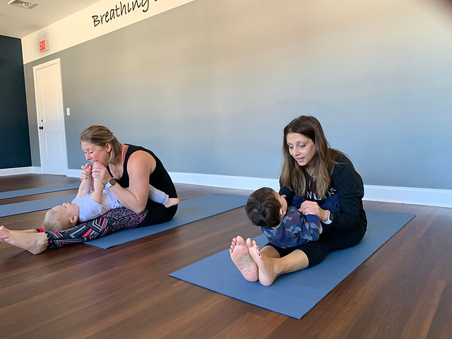 Check out our kids yoga and meditation classes