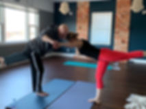 UNWIND Yoga and Wellness Center private lessons