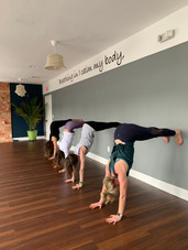 Some inversions on a Saturday