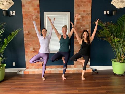 Our teachers bring joy to yoga