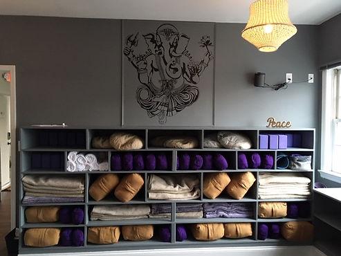 UNWIND Yoga and Wellness Center Studio