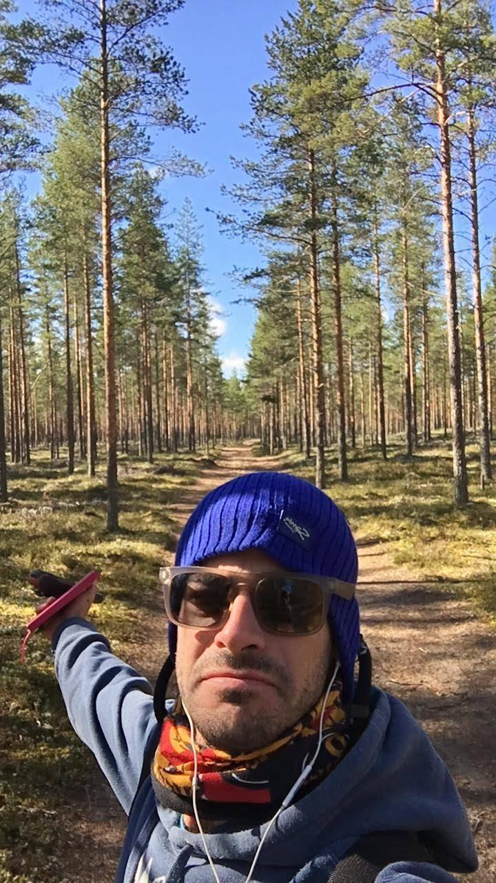 Joshua in Finland