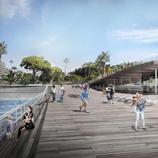 piscine réhabilitation maison par 9 architecture ajaccio architecte cédric chabrier