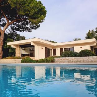 réhabilitation maison par 9 architecture ajaccio architecte cédric chabrier