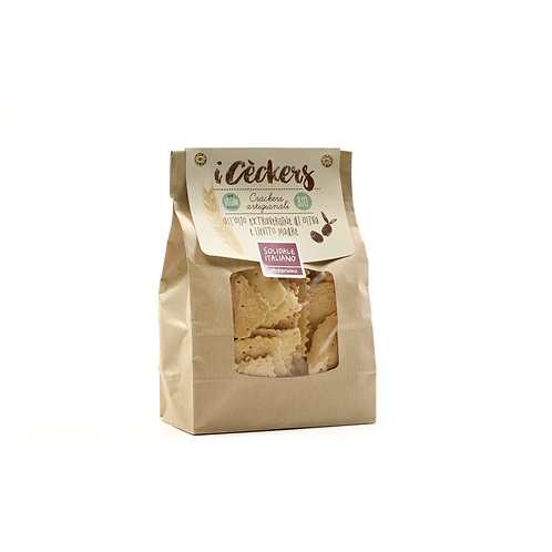 Handcraft, sourdough crackers (Classic) 200g
