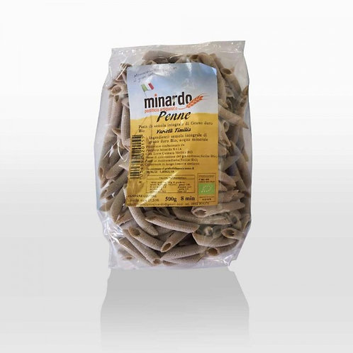 Wholewheat penne - Timilia Ancient Grain (Minardo) 500g