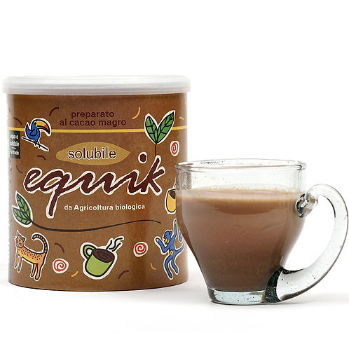 Equik - Instant hot chocolate - 300g