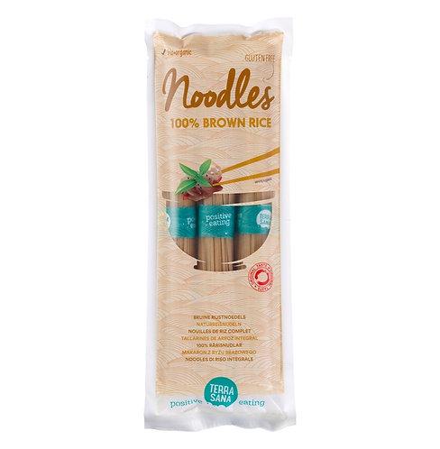 Brown Rice Noodles - 250g (TerraSana)