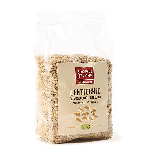 Dried lentils - 1kg